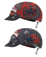 Czapka Child Buff® Spiderman DARK