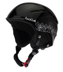 KASK BOLLE B-RENT SHINY BLACK&SILVER