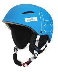 Kask BOLLE B-STYLE Soft BLUE